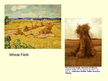 Vincent's Haystacks Presentation