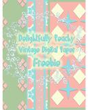 Vintage Digital Paper FREEBIE!
