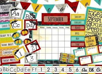 Exploration Classroom Decor Pack