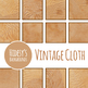 Vintage Fabric Backgrounds / Patterns Great for Western or History Themes