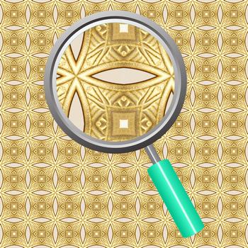 Vintage Gold / Aged Golden Backgrounds / Digital Paper / Pattern / Backgrounds