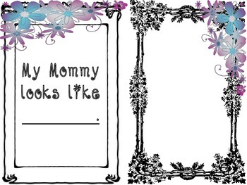 Vintage Mother's Day Booklet