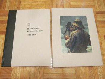 ART HISTORY Time Life Books Collection The World of Winslo