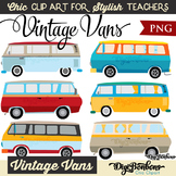 Vintage Vans Digital Graphics