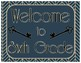 Vintage Welcome Signs