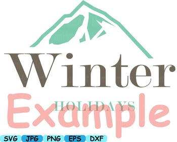 Vintage snowboard ski svg clip art ice snow mountain extreme Equipment gear 120s