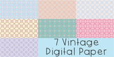 Vintage - Digital Paper