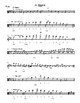 Viola - 3 Octave Major Scales Sheet Music