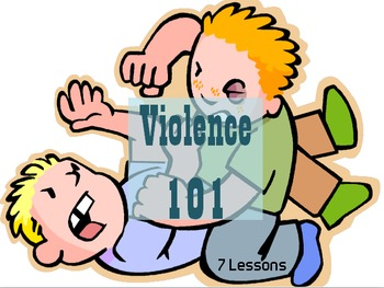 'Violence 101' Denis Wright