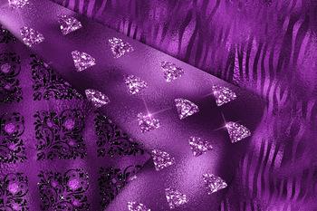 Violet Glam Digital Paper - seamless purple textures