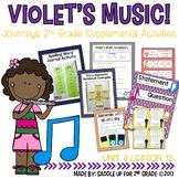 Violet's Music Journeys 2nd Grade Supplemental Activities