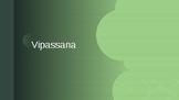 Vipassana PowerPoint