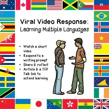 Viral Video Response: Multiple Languages