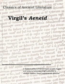 Virgil's Aeneid: Reading Enrichment Activity