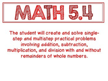 Virginia 5th Grade Math Standards
