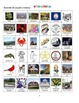 Virginia Bingo:  State Symbols and Popular Sites