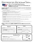 Virginia Civics SOL 12 Review Handout