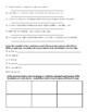 Virginia Civics SOL 2 Review Handout