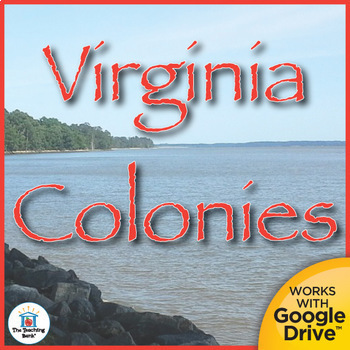 Virginia Colonies US History Unit