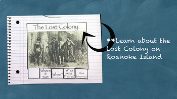 Virginia Colonies US History Unit Distance Learning