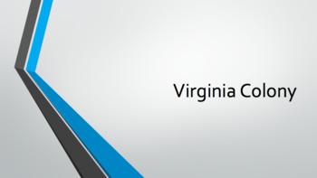 Virginia Colony PowerPoint