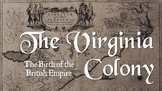 Virginia Colony PowerPoint and Lecture Notes