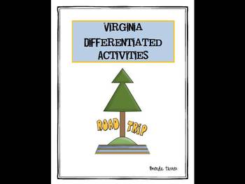 Virginia Differentiated State Activities