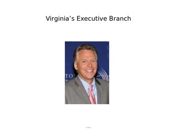 Virginia Executive Branch PPT (CE.7d)