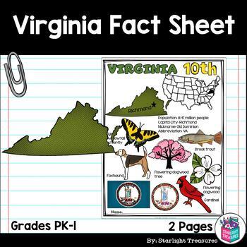 Virginia Fact Sheet