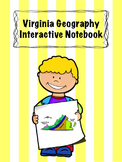 Virginia Geography Interactive Notebook