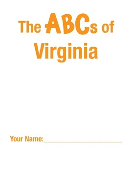 Virginia Handwriting Printables - Cursive Edition