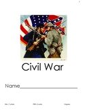 Virginia History Guided Notes- Civil War