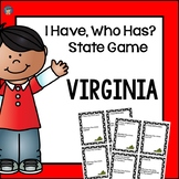 Virginia I Have, Who Has Game