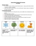 Virginia Indians Climate & Environment Notes VS.2e