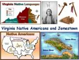 VA Studies Indians and Jamestown Lesson study guide exam p