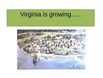 Virginia Is Growing