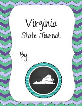 Virginia Journal Set