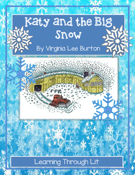Virginia Lee Burton KATY AND THE BIG SNOW Cause & Effect C