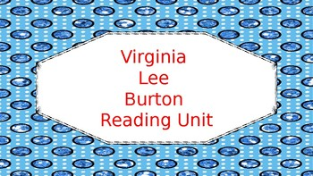 Virginia Lee Burton Unit