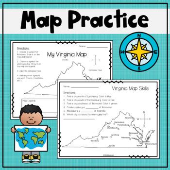 Virginia Mapping