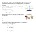 Virginia Math SOL 4.16 interactive notes (equality and pro