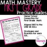 Virginia Mathematics Practice Guides for First Grade