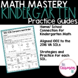 Virginia Mathematics Practice Guides for Kindergarten