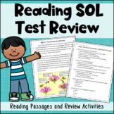 Virginia Reading SOL Review Bundle