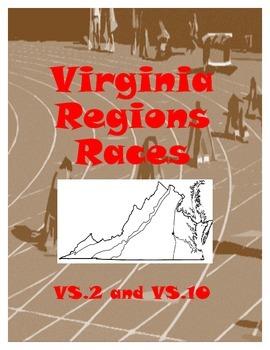 Virginia Regions Relay Race - VS.2 and VS.10