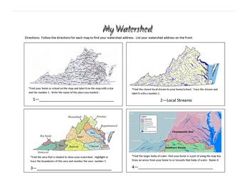 Virginia Resources Instructional Packet - VA Science SOL 4.9