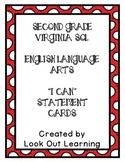"Virginia SOL ""I Can"" Statements-English Language Arts-Seco"