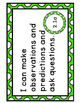 """Virginia SOL """"I Can"""" Statement Posters- Second Grade Science"""