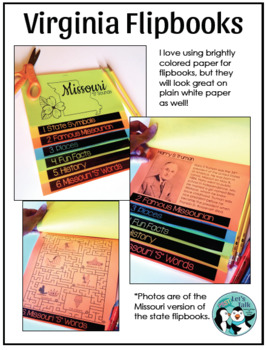 Virginia Speech/Language Flipbooks