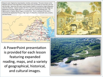 Virginia - State Activity Set